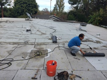 Roof Repair in Malibu, CA