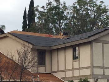 New Roof in Woodland Hills, CA