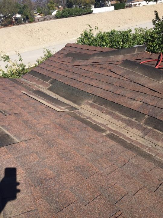 Roof Repair in Encino
